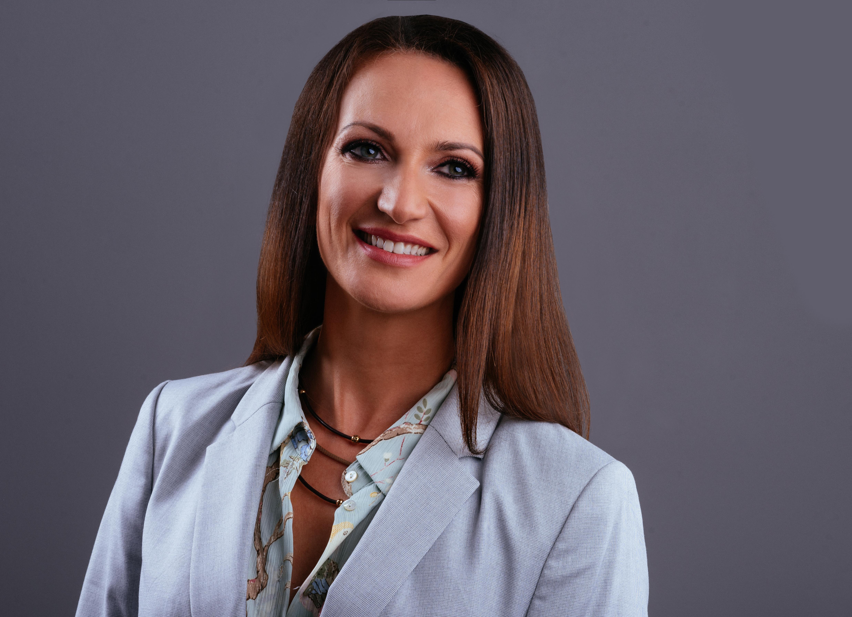 Przewodnicząca Rady Powiatu Edyta Marchelska - Groszfeld