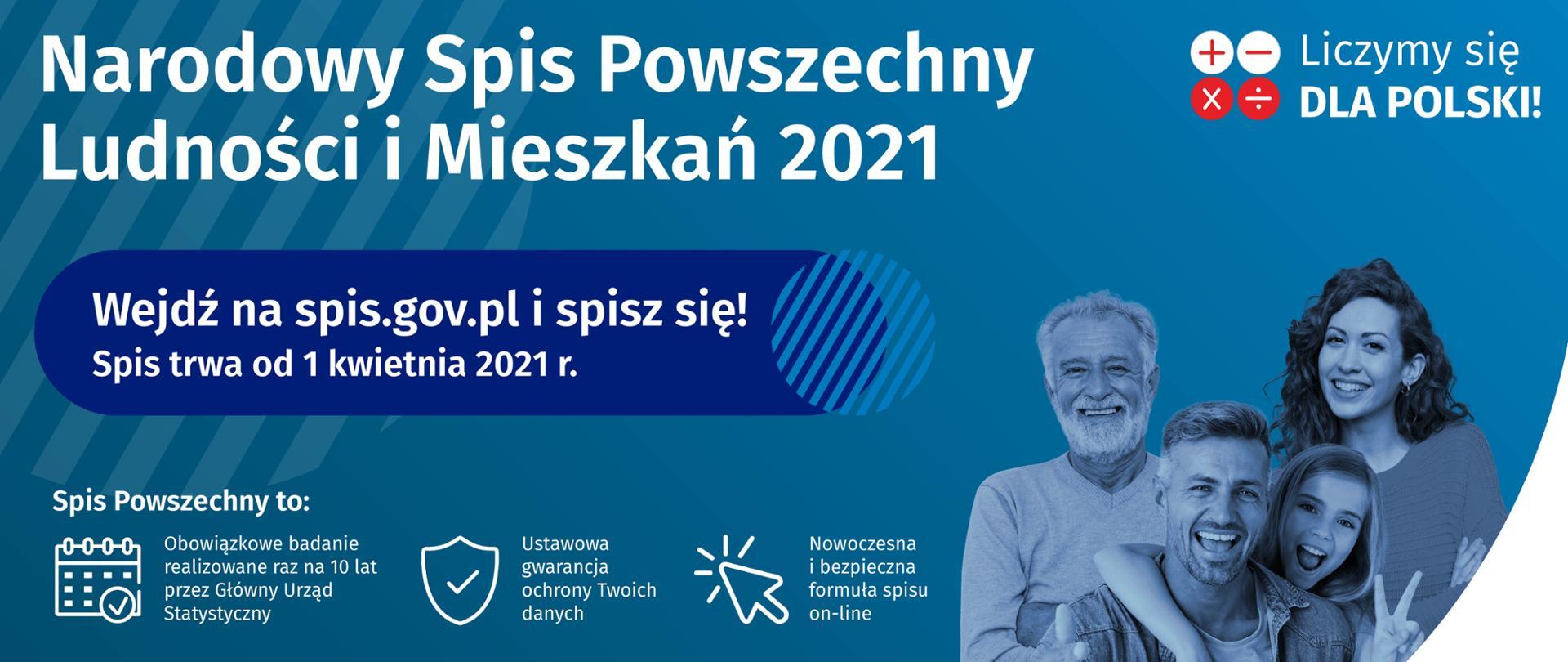 Narodowy Spis Powszechny Ludności i Mieszkań 2021 - Gmina Leżajsk - Portal  gov.pl